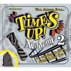Asmodée Time's Up Academy 2