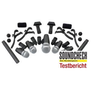 Pronomic DMS-7 - Set de microphones pour batterie