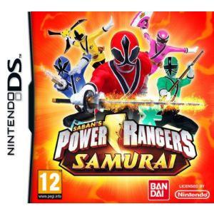 Power Rangers Samurai [NDS]