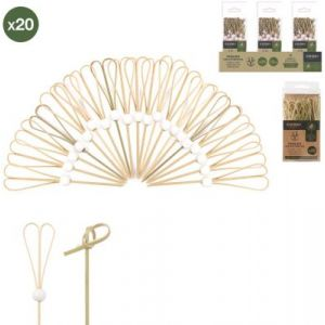 Cook Concept Pic pique apero bambou x20 m24