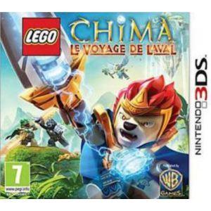 LEGO Legends of Chima : Le Voyage de Laval [3DS]