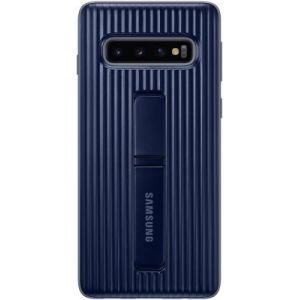 Samsung Coque S10 antichoc Fonction Stand noir