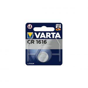 Varta CR 1616 (6616.801.401) lithium 3.0V 55mAh