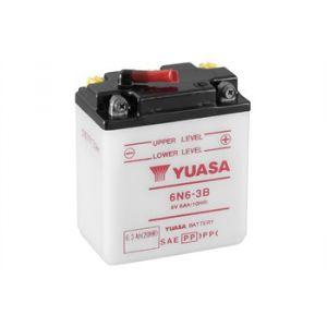 Yuasa Batterie moto 6N6-3B