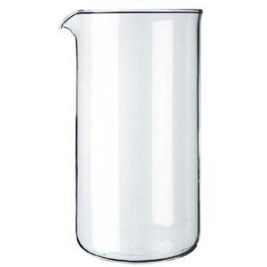 Bodum 1505-10 - Verre de rechange pour cafetière à piston (8 tasses)