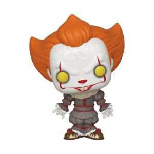 Funko Pop Vinyl: Movies: IT: Chapter 2-Pennywise w/Open Arms Figurine de Collection, 40627, Multicolore