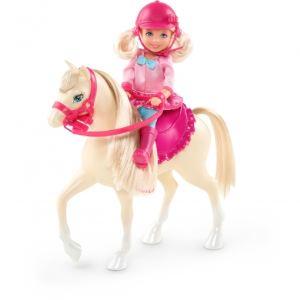 Mattel Barbie et ses soeurs - Chelsea et son poney