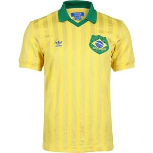 Adidas Tee-shirt Brazuca rétro Brésil homme
