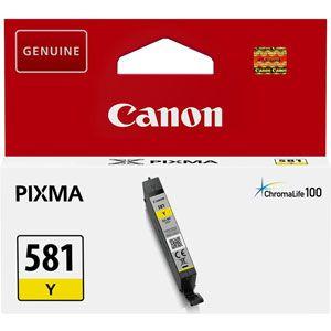 Canon CLI-581 Y yellow