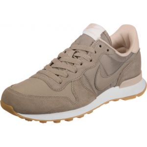 Nike Baskets basses Internationalist Marron