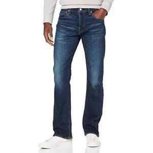 Levi's Pantalons -- 527 Slim Boot Cut - Durian Super Tin - 31