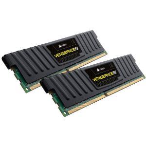Corsair CML8GX3M2A1600C9 - Barrettes mémoire Vengeance LP 2 x 4 Go DDR3 1600 MHz CL9 Dimm 240 broches