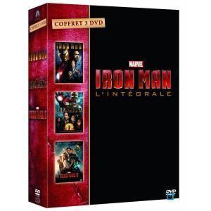 Iron Man - La trilogie