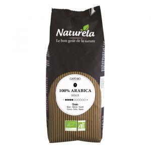 Naturela Café pur arabica bio grain 500g