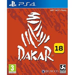 Dakar 18 sur PS4