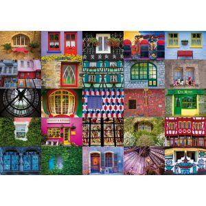Wentworth Puzzle en Bois - Behind the Door
