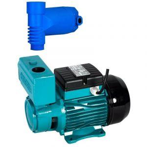 Omni Pompe d'arrosage POMPE DE JARDIN pour puits 250 W 35l/min pompe à eau de surface, unité de contrôle PROTON