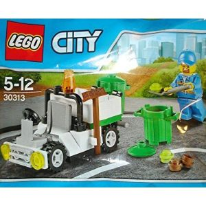 Lego 30313 - City : Camion à ordures