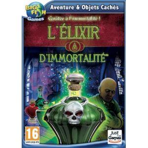 Aventure & Objets Cachés : L'Elixir d'Immortalité [PC]