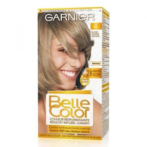 Garnier Belle Color - Coloration permanente n°04 Blond cendré naturel