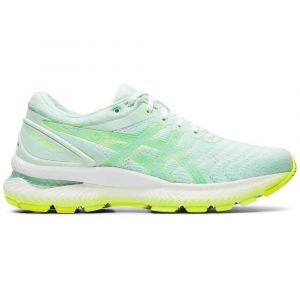 Asics Gel-Nimbus 22 Modern Tokyo W Chaussures running femme Vert - Taille 39