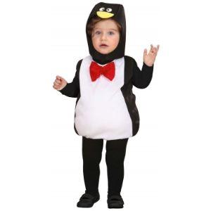 Widmann Déguisement pingouin bouffant bébé (1-3 ans)