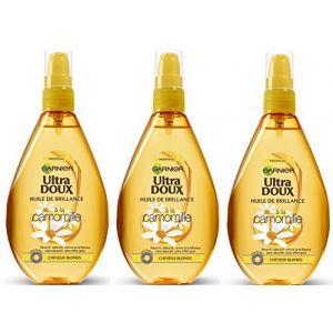 Garnier Ultra Doux Huile de Brillance Cheveux Blonds à la Camomille