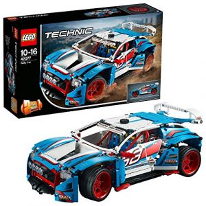 lego 42077 technic la voiture de rallye comparer avec. Black Bedroom Furniture Sets. Home Design Ideas