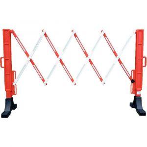 Mw-tools Barrière signalisation extensible rouge et blanche