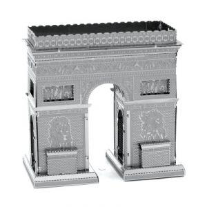 Metal Earth Iconx Arc de Triomphe - Puzzle 3D en métal