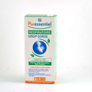 Puressentiel Respiratoire - Sirop pour la gorge