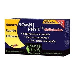 Sante verte Somniphyt 30 capsules