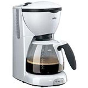Braun KF 520 - Cafetière électrique CaféHouse PurAroma