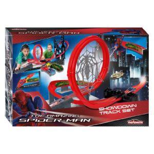 Majorette Circuit de voitures Spiderman Showdown