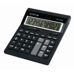 Olympia LCD-612SD - Calculatrice de bureau