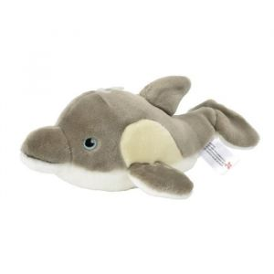 Simba Toys Peluche Dauphin gris 30 cm