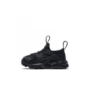 Nike Chaussure Huarache Ultra pour Petit enfant - Noir Taille 25