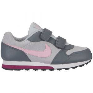 Nike Chaussure MD Runner 2 pour Jeune enfant - Argent - Taille 34
