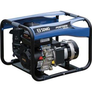 SDMO Groupe électrogène Perform 4500 C5 essence 4200 W 5.25 kva monophasé 230 V