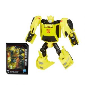 Hasbro Figurine Transformers Titans Return Bumblebee