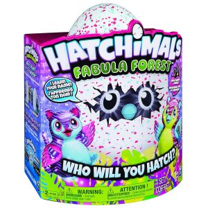 Spin Master Hatchimals - Peluche Tigrette