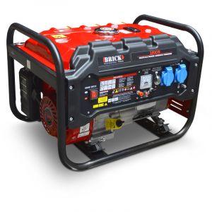 Brick Groupe électrogène 2800W - Essence