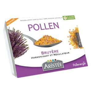 Pollenergie Pollenergie Pollen Bruyère Fleurs sauvages