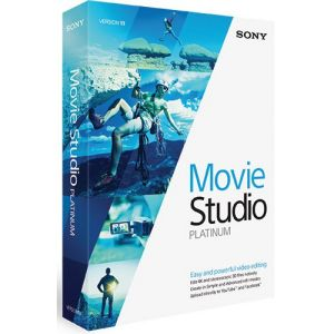 Movie Studio 13 Platinum pour Windows
