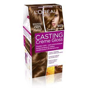 L'Oréal Casting crème gloss 603 Caramel tendre