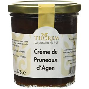 Thorem Créme de Pruneaux d'Agen, pot 375 gr