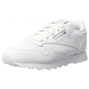 Reebok Classic, Basses Mixte Enfant, Blanc (White), 31 EU