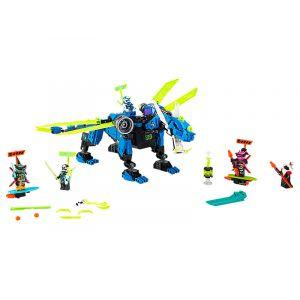 Lego Le Cyber Dragon de Jay - Ninjago - 71711