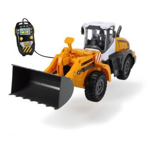 Dickie Toys Jouet Chargeuse Liebherr