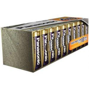 Panasonic Pack de 40 piles LR3 AAA
